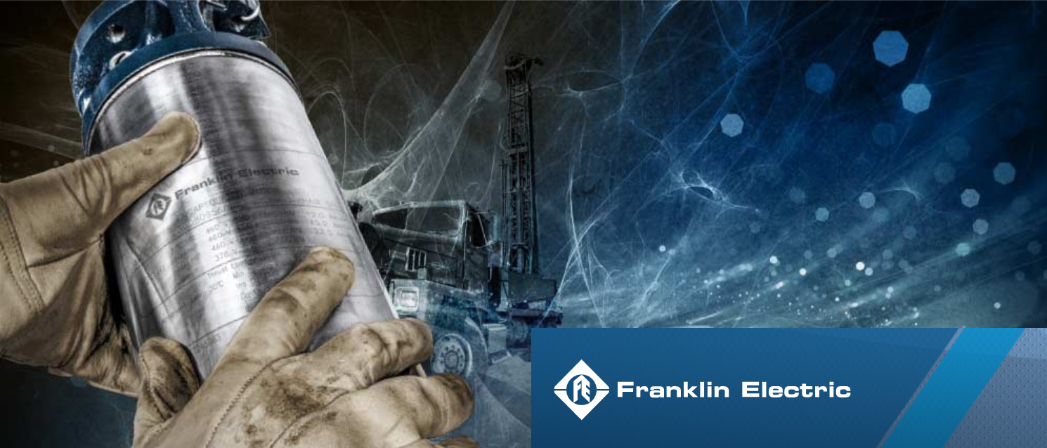 Franklin Electric water pump products