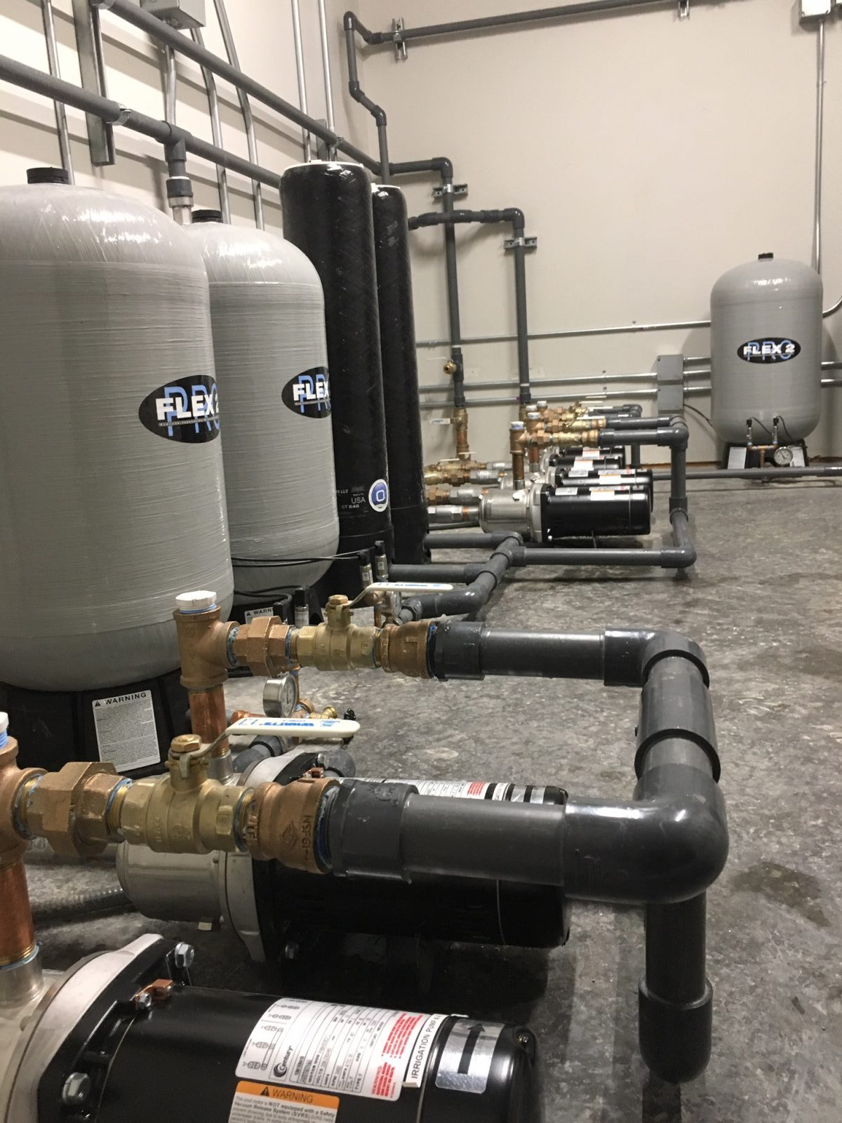pump system for a Colorado home
