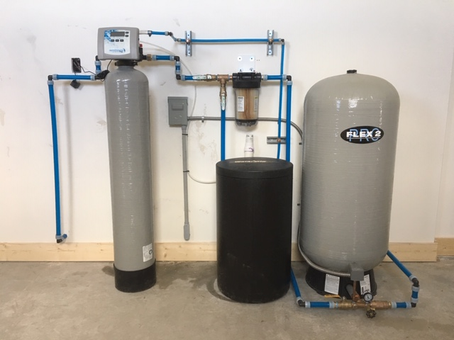 Water Filtration and Softener